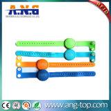신식 RFID NFC 실리콘 팔찌