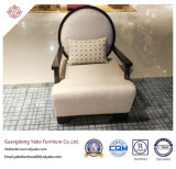 Concise Hotel Furniture with Wooden Living Room Chair (6130C1)