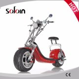 Vespa eléctrica de 2 ruedas de Harley de los Cocos de la ciudad de litio de la batería del equilibrio grande del uno mismo (SZE1000S-5)