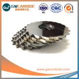 30X3X10X48t het Carbide die van het Blad van de Zaag van het Carbide van het wolfram Snijders scheuren