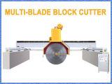 De Machine Dq2800 van het Blok van het Knipsel van de Laser van het metaal zag Machine voor de Plak van het Graniet