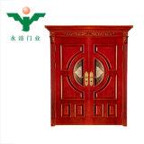 Zhejiang Yujie Fabrication de haute qualité utilisé en bois massif de portes intérieures