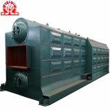 Il doppio tubo di fuoco del timpano Catena-Gratta la caldaia a vapore veloce del carbone di consegna