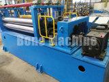 Schwerer Anzeigeinstrument-Stahl CNC-Schnitt zur Längen-Zeile Maschine für Stahlringe