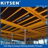 直接工場供給の構築のためのアルミニウムSoffitの型枠