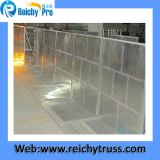 Im Freien Aluminiumstadiums-Masse-Sperren/Masse-stehende Sperre auf Lager
