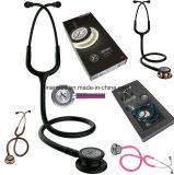 診断医学の心臓学二重ヘッド3m Littmann聴診器