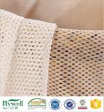 Tessuto 100% di maglia di Poyester per l'indumento