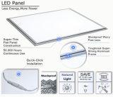 vertieftes 20W oder verschiebendes FERNSTEUERUNGSRGBW CCT, das LED-Deckenverkleidung-Licht 300*300mm verdunkelt