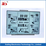 Bildschirm VA-LCD passen Digital-Instrument LCD-Glas-Panel an