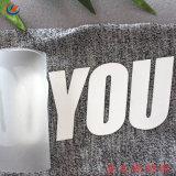 Venda a quente de ferro do logotipo de Transferência de Calor no rótulo para tecidos personalizados de boas-vindas
