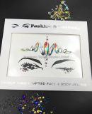 As novas jóias face aos olhos adesivos temporários de cristal tatuagem Eyeshadow Eyeliner Transferência (SR-20)