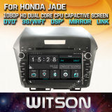 Honda Jade를 위한 Witson Windows Touch Screen Car DVD