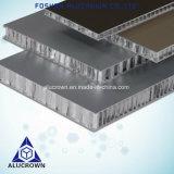 中国の製造の壁の区分のためのアルミニウム蜜蜂の巣シート