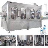 Elevada tasa de producción de la máquina de llenado de agua de botella