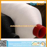 Het Watteren van de polyester Naaiende Draad in Ruw Wit voor Matras