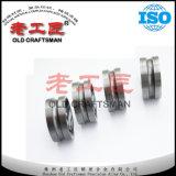 Matrices solides Polished de guide de câblage de carbure cimenté