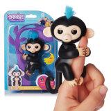 다른 장난감 동물성 유형 핑거 원숭이 장난감