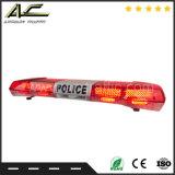 Le plus récent dôme orange prendre vers le bas de la sécurité d'ambulance barre lumineuse à LED
