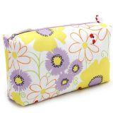 ポリエステル美の構成の洗浄旅行洗面用品の洗面所の装飾的な袋袋