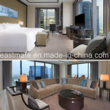 A mobília de madeira do quarto da mobília padrão do hotel ajustou-se para a venda