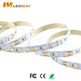 Bande flexible LED DC12V 7.68W 96LEDs SMD3528 Bande LED lumière