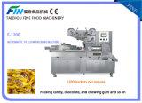 De automatische Machine van de Verpakking van het Hoofdkussen van het Suikergoed van de Melk van de Hoge snelheid
