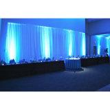 Труба алюминия регулируемая & задрапировывает арендное Wedding украшение Hall