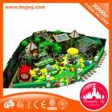 Nouveau terrain de jeux intérieur pour les enfants de l'équipement Naughty Château