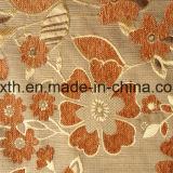 Tecidos de froco Vermelho Corante de fios para sofá na base especial