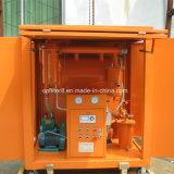 De mobiele Machines van de Filtratie van de Olie van de Transformator van de Isolerende Olie van het Type van Aanhangwagen (zym-50)
