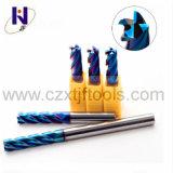 11*30*12*75 Forfessional Fabrication Solid Carbide 4 flûtes fin Mills avec une haute qualité