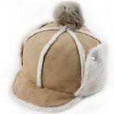 Chapeau d'enfants de l'hiver de casquette de baseball de mode