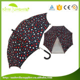 Hot Sale automatique Patio en aluminium Promotion parapluie droites