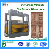 Máquina de múltiples capas de la prensa del panel de la puerta