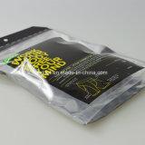 Heißer Verkaufs-Aluminiumfolie-Beutel-Plastiktasche-Reißverschluss-Verschluss-Beutel für Unterwäsche der Männer