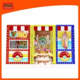 Мягкая игровая площадка Indor лабиринт игровая площадка для детей