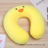 Memória de pato amarelo Algodão Cuidados de pescoço em forma de U fornecedor Chinês de almofadas