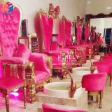 Mobilia calda del salone della presidenza di Pedicure della STAZIONE TERMALE di vendita di prezzi poco costosi
