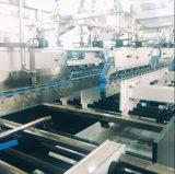 Качество четыре шесть угол торт в салоне и упаковке бумагоделательной машины (GK-800CS)