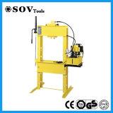 Торговая марка Sov 50t гидравлической системы при нажатии кнопки станка