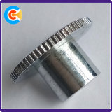 Kohlenstoffstahlm3-Binder-Kopf-Pilz-Kopfpin-Schrauben