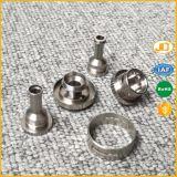 As peças inoxidáveis de alumínio de giro fazendo à máquina feitas à máquina precisão E-Cigarett do metal do CNC parte as peças fazendo à máquina do metal