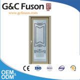 Porta de alumínio do Casement do revestimento do pó da fábrica em Foshan