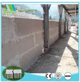 À prova de fogo sanduíche de cimento Partitional EPS Painel de parede