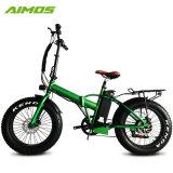 Nueva moda moto eléctrica de 48V 500W Bicicleta eléctrica