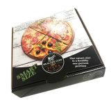 피자 상자를 인쇄하는 특별한 목판 곡물