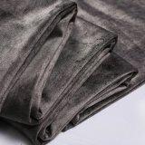 Materia textil 2018 de la tela del terciopelo para el sofá (FHP002)