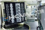 Vácuo plástico que metaliza a máquina/a planta metalização do vácuo/planta de metalização plástica do vácuo