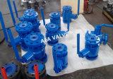Wenzhou ha forgiato la valvola a sfera ad alta pressione di galleggiamento dell'acciaio inossidabile con il buon prezzo